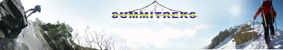 Summitreks adventure activities