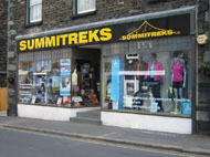 Summitreks Coniston Outdoor Clothing Store